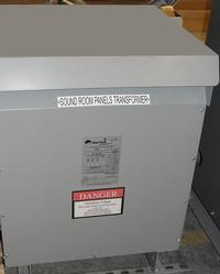 Equi=Tech - Model 30NZ6-150VLB Neptune Series Isolation Transformer -  Line Conditioners