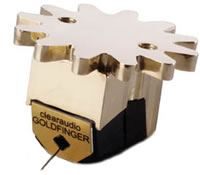Clearaudio - Goldfinger Statement Cartridge -  Med Output Cartridges