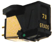 Grado - 78C Cartridge (Conical Stylus)