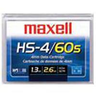 Maxell - HS-4/60s 1.3Gb/2.6Gb 60 Meter 4mm Data Cartridges