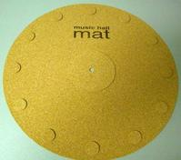 Music Hall Audio - Cork Turntable Mat