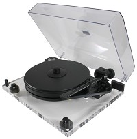 Pro-Ject - Perspex Turntable -  Turntables