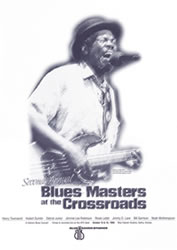 Blue Heaven Studios - Blues Masters at the Crossroads 2 (1999)  Poster -  Poster