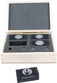 Symposium Acoustics - Rollerblock Series 2+/ Set of 4