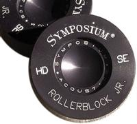 Symposium Acoustics - Rollerblock Jr. -  Isolation Devices