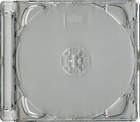 - SACD Jewel Case -  CD Care