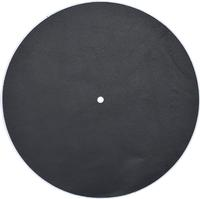 HideInTheSound - Split Leather Record Mat