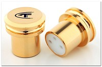 Telos Audio - Gold-Plated Copper XLR Female Caps / set of 2 ea.