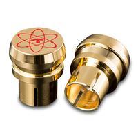 Telos Audio - Gold RCA Mk2 Quantum RCA Caps