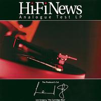 Hi-Fi News - Analogue Test LP -  Turntable Set Up Tools