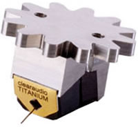 Clearaudio - Titanium Cartridge -  Med Output Cartridges