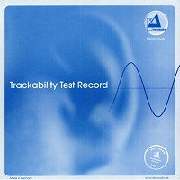 Clearaudio - Trackability Test Record