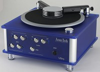 AcousTech - AcousTech Ultra Record Cleaning Machine (Blue)