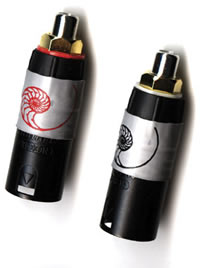 Cardas - Male XLR to Female RCA Adapter/pair -  Connectors