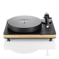 Clearaudio - Performance DC Turntable with Satisfy Carbon Tonearm