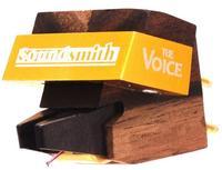 Soundsmith - The Voice Ebony MI Phono Cartridge - High Output Medium Compliance