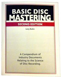Larry Boden - Basic Disc Mastering