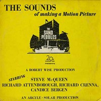 Original Soundtrack - The Sand Pebbles -The Sounds Of Making A Motion Picture/m - -