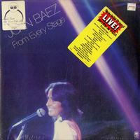 Joan Baez - From Every Stage