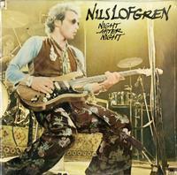 Nils Lofgren - Night After Night -  Preowned Vinyl Record