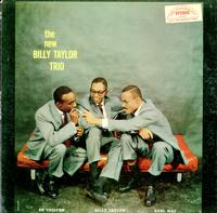 Billy Taylor-The New Billy Taylor Trio