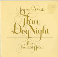 Three Dog Night - Joy To The World: Their Greatest Hits -  Preowned Vinyl Record