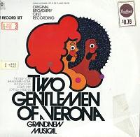 Original Broadway Cast Recording - Two Gentlemen Of Verona