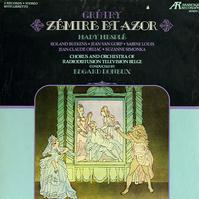 Mesple, Doneaux, Chorus and Orchestra of Radiodiffusion Television Belge - Gretry: Zemire et Azor