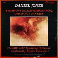 Thomson, BBC Welsh Symphony Orchestra - Jones: Symphonies Nos. 8 & 9