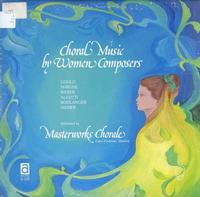 Carol Poolman, Masterworks Chorale - Choral Music by Women Composers