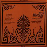 Various Artists - Songs of Otto Nicolai