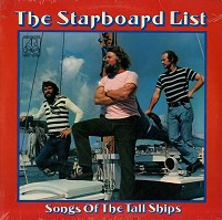 The Starboard List - Songs Of The Tall Ships