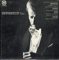 David Bar-Illan - Beethoven, Rameau, Soler & Mozart