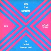 The Cleveland Composers' Guild - Music From Cleveland