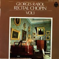 Georges Rabol - Recital Chopin