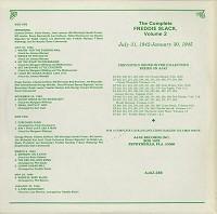 Freddie Slack - The Complete Freddie Slack Volume 2