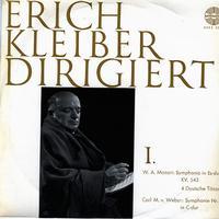 Kleiber, Cologne Radio Symphony Orchestra - Mozart: Symphony No. 39 etc.