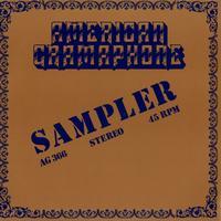 Various Artists - American Gramaphone Sampler