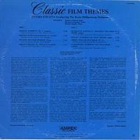 Ettore Stratta, Rome Philharmonic Orchestra - Classic Film Themes