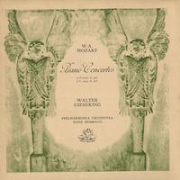 Gieseking, Rosbaud, Philharmonia Orchestra - Mozart: Piano Concertos Nos. 20 & 25
