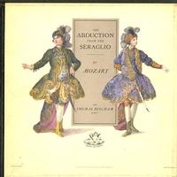 Marshall, Beecham, Royal Philharmonic Orchestra - Mozart: The Abduction From The Seraglio