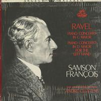 Francois, Cluytens, Paris Conservatoire Orchestra - Ravel: Piano Concerto in G etc.
