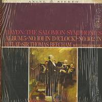 Beecham, Royal Philharmonic Orchestra - Haydn: The Salomon Symphonies Nos. 101 & 102