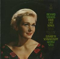 Schwarzkopf, Szell, Berlin Radio Symphony Orchestra - Strauss: Four Last Songs