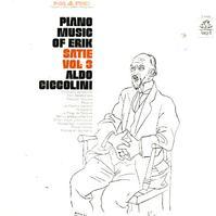 Aldo Ciccolini - Satie: Piano Music Vol. 3