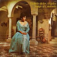 Victoria de Los Angeles - Songs of Catalonia