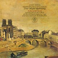 Gavoty, Martinon, French National Radio Orchestra - Saint-Saens: Symphony No. 3