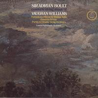 Sir Adrian Boult/ London Philharmonic Orchestra - Vaughan Williams: Fantasia on a Theme by Thomas Tallis etc.