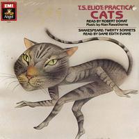 Donat, Rawsthorne, The Philharmonia Orchestra - T.S.Eliot: Practical Cats etc.
