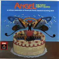 Various Artists - Angel - The First Thirty Years
